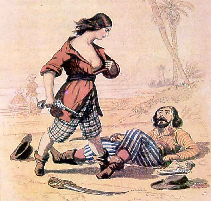 Mary Read, Notorious Pirate