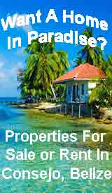 For Rent In Consejo Belize